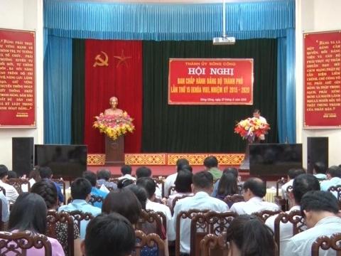 hoi nghi ban chap hanh dang bo thanh pho song cong lan thu 15 khoa viii nhiem ky 2015 2020
