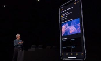 Apple giới thiệu iOS 13 với tốc độ nhanh gấp đôi