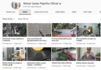 Người già làm Vlog