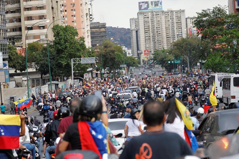 17 người bị bắt liên quan đến âm mưu đảo chính ở Venezuela
