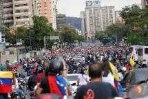 17 nguoi bi bat lien quan den am muu dao chinh o venezuela