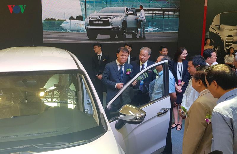 vietnam autoexpo 2019 chinh thuc khai mac tai ha noi