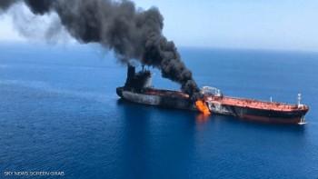 Mỹ cáo buộc Iran tấn công hai tầu chở dầu ở Vịnh Oman