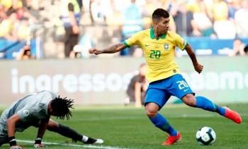 brazil de bep peru vao tu ket copa america 2019