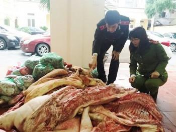 Tăng nặng hình phạt đối với vi phạm vệ sinh an toàn thực phẩm
