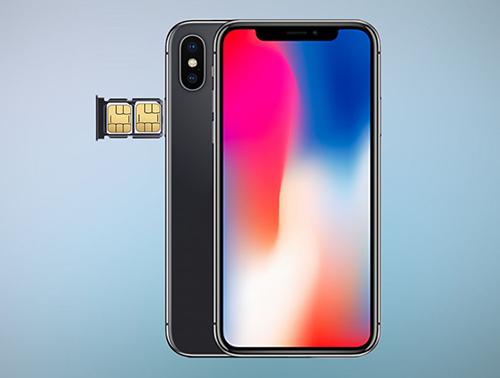 iphone 2018 co phien ban 2 sim
