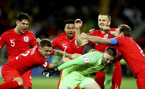 chang duong toi ban ket world cup 2018 doi tuyen anh
