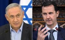 thu tuong netanyahu noi israel khong tim cach lat do tong thong syria