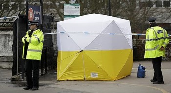 Nga bác bỏ cáo buộc đứng sau vụ nghi đầu độc công dân Anh tại Amesbury