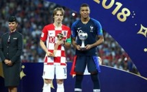 luka modric va nhung cau thu nhan danh hieu ca nhan tai world cup 2018