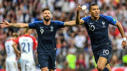 vo dich world cup mbappe san sang soan ngoi cua messi ronaldo