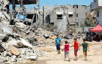 """Israel siết chặt Gaza, cuộc sống người dân Palestine """"nghẹt thở"""""""