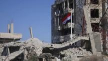 quan doi syria ra don quyet dinh de kiem soat toan bo khu vuc tay nam