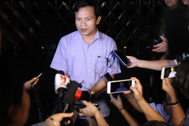 """Đại diện Bộ GD&ĐT: """"Có dấu hiệu làm thay đổi điểm thi ở Sơn La"""""""