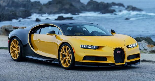 Bugatti Chiron lỗi túi khí, Lamborghini Aventador SV có nguy cơ rụng bánh