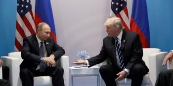 Tổng thống Putin từ chối lời mời thăm Mỹ vào mùa thu của ông Trump