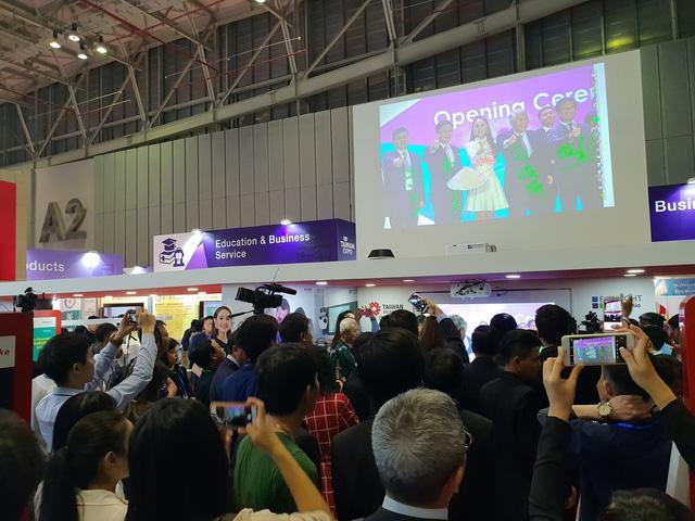 taiwan expo 2018 nhieu cong nghe moi lan dau duoc trinh dien tai viet nam