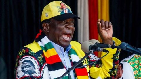 """Zimbabwe bước vào cuộc bầu cử lịch sử giai đoạn """"hậu Mugabe"""""""