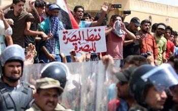 Làn sóng biểu tình tiếp diễn mạnh mẽ tại Iraq