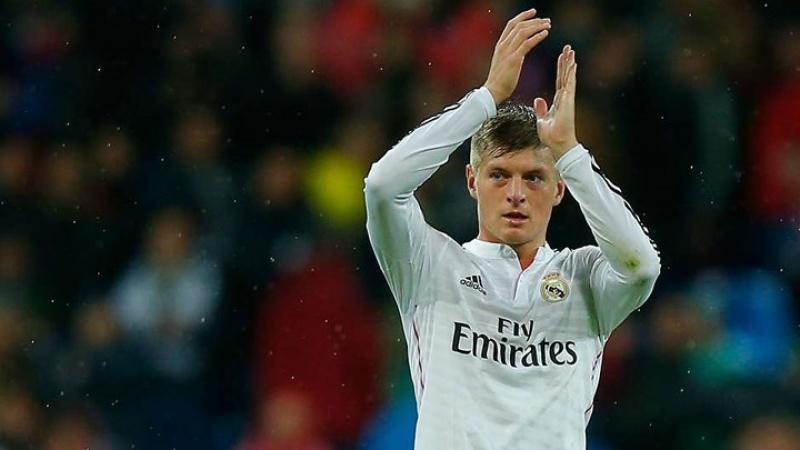 Cầu thủ hay nhất nước Đức 2017/2018: Lần đầu cho Toni Kroos