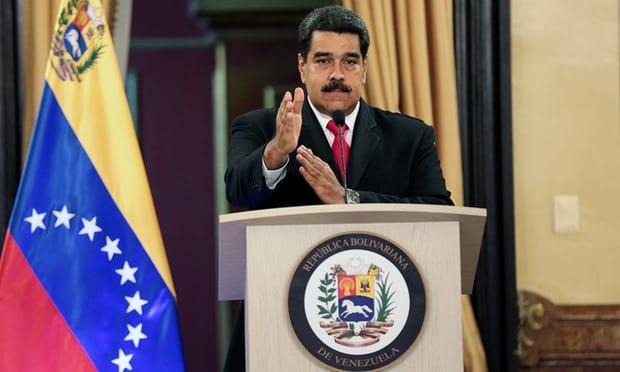 ai dung sau vu am sat hut tong thong venezuela
