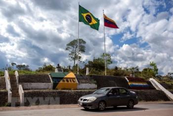 Brazil triển khai binh lính tới biên giới để quản lý dòng người di cư