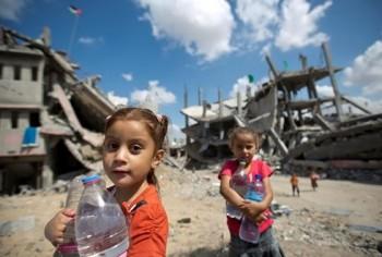 Palestine: Các trường học của LHQ mở cửa bất chấp việc Mỹ cắt viện trợ