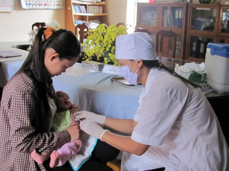 Công văn V/v quản lý đối tượng tiêm chủng và tăng cường phòng, chống bệnh trong tiêm chủng mở rộng