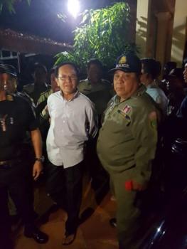 Campuchia bắt giữ Chủ tịch đảng Cứu Quốc Kem Sokha