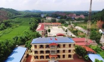 Xã Vinh Sơn, Thành phố Sông Công xây dựng nông thôn mới kiểu mẫu