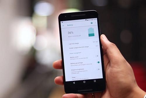 google xin loi vi tu bat tiet kiem pin tren smartphone android