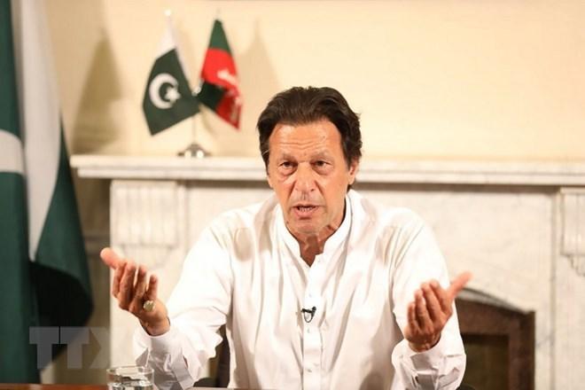 pakistan muon giai quyet tat ca nhung bat dong lon voi an do