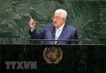 palestine phan doi my la trung gian duy nhat trong hoa binh trung dong