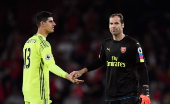 courtois co ty le can pha toi nhat ngoai hang anh mua nay