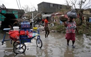 Liên Hợp Quốc kêu gọi quyên 119 triệu USD cho nạn nhân cơn bão Haiti