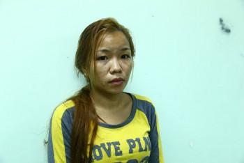 Bắt một phụ nữ trốn thi hành án sau khi phạt tù hơn 7 năm