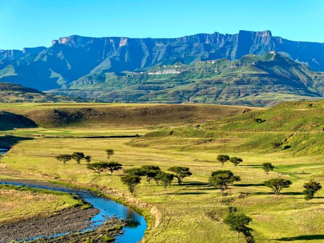 Top 20 điểm đến hấp dẫn nhất Nam Phi