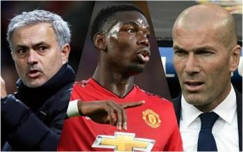 Thể thao 24h: Zidane chỉ dẫn dắt MU nếu giữ được Pogba