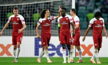 Arsenal thắng trận thứ tám liên tiếp