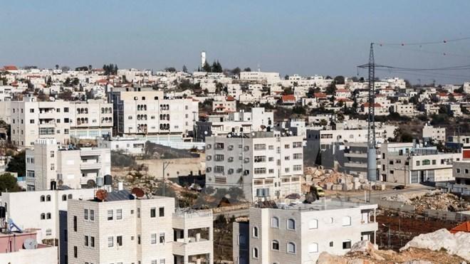 israel tiep tuc tich thu dat cua nguoi palestine tai bo tay