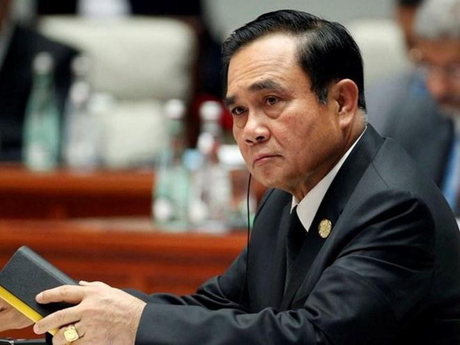 thai lan tuong prayut bat dau van dong bau cu tren mang xa hoi