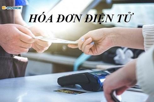chinh thuc chuyen hoa don giay sang hoa don dien tu tu ngay 1112020