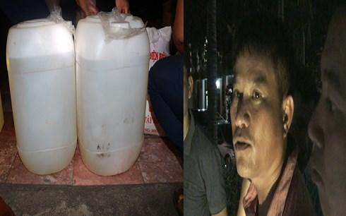 thai binh pha thanh cong vu van chuyen trai phep 18kg ma tuy da