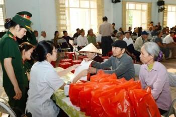 Quân đội nhân dân Việt Nam tiếp tục triển khai đồng bộ, nâng cao hiệu quả công tác dân vận trong tình hình mới