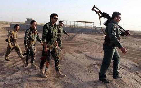 tho nhi ky to luc luong nguoi kurd o syria khong chong is