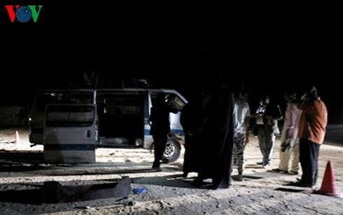 Ai Câp tiêu diệt 19 phần tử khủng bố