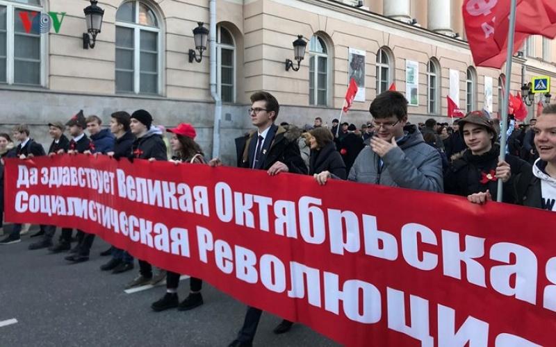 Giá trị trường tồn của Cách mạng Tháng Mười Nga vĩ đại