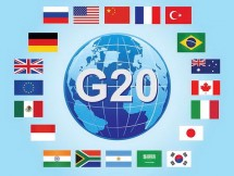 viet nam tham du hoi nghi quan chuc cap cao g20 lan thu nhat