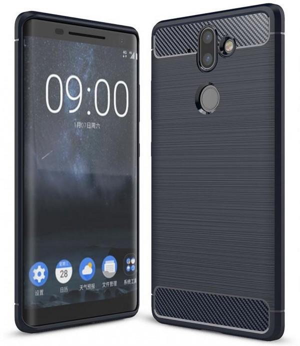 smartphone nokia 9 man hinh cong cau hinh khung chuan bi ra mat