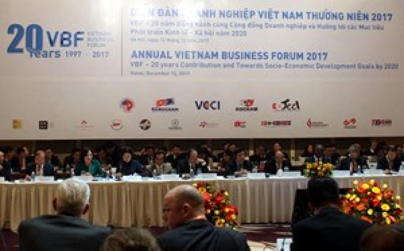 vbf 2017 nhieu rao can can duoc thao go cho doanh nghiep